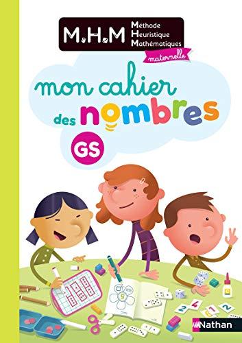 Méthode Heuristique de Mathématiques - Mon cahier des nombres GS - 2020 (MHM)