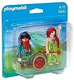 PLAYMOBIL Duo Pack Figura con Accesorios (6842)