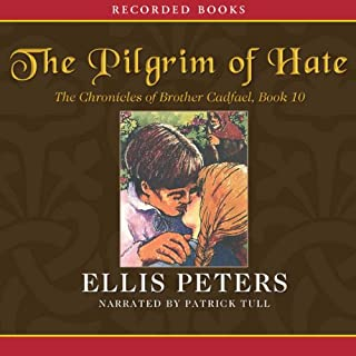 The Pilgrim of Hate     The Tenth Chronicle of Brother Cadfael              By:                                                                                                                                 Ellis Peters                               Narrated by:                                                                                                                                 Patrick Tull                      Length: 8 hrs and 8 mins     149 ratings     Overall 4.6