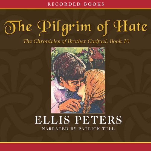 The Pilgrim of Hate audiobook cover art