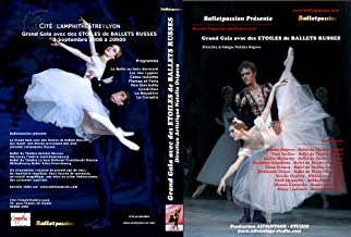 Import New DVD Stars of the Russian Ballet, features the great Russian dancers from the most celebrated ballet companies, the Bolshoi and the Kirov, Ballet du Théâtre Lyrique National Stanislavski Moscou, Osipova Ballet Saint-Petersburg in extracts from the great ballets in their classical repertoire.This wonderful compilation showcases the talent of Natalia Osipova, Ivan Vasiliev, Andrei Merkuriev, Elena Evseeva, Ekaterina Osmolkina, Konstantin Zverev, Natalia Osipova, Kirill Myasnikov, Oksana Kyzmenko, Alexey Lyubimov and many others in superb productions of popular ballet favorites.