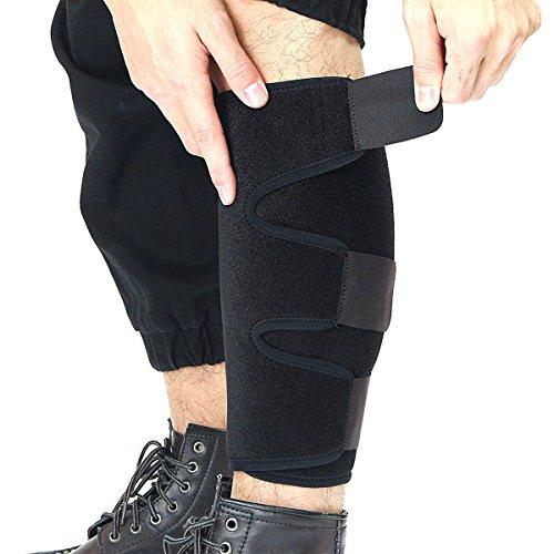 Sport Wadenbandage Klammer essort, verstellbar schienbeinkompresse, erhöht Blutzirkulation Recovery, reduziert Schwellungen, Krampfadern, Bein Schmerzen, Running, Herren und Damen, Single