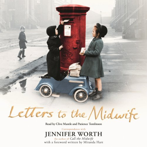 Letters to the Midwife audiobook cover art