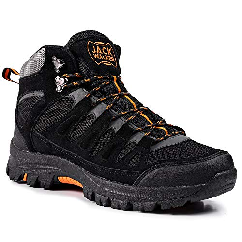 Jack Walker Mens Walking Waterproof Boots Lightweight Vent Breathable...