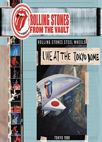 From The Vault: Live At The Tokyo Dome 1990 [Blu-ray]