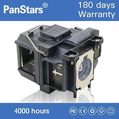 PanPacSight Bombilla Proyector ELPLP67 Compatible con Epson Epson EB-X02 S02 W02 W12 X12 S12 X11 X14 W16 X14G S11 S11H SXW11, EX3210 EX5210 EX7210 H428A H428B H428C H429A H429B H429C Lampara