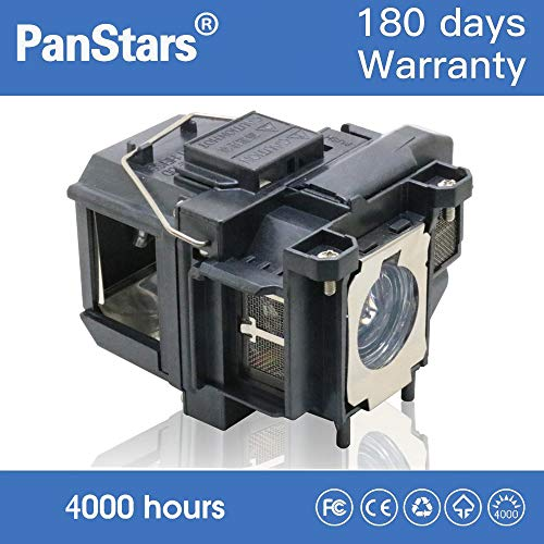 Ersatzlampe Beamerlampe ELP67 V13H010L67 für Projektor EB-X02 S02 W02 W12 X12 S12 X11 X14 W16 X14G S11 EX3210 EX5210 EX7210 H428A H429A H430A H433B H435B H457B H432B H436B EH-TW480 TW550 TW400