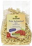 Alnatura Bio Feine Sojaschnetzel, 6er Pack (6 x 150 g) -