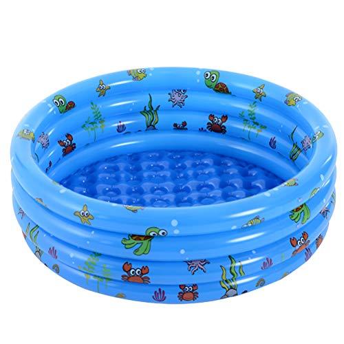 Garten Runde Aufblasbare Baby Schwimmen Pool, Tragbare Aufblasbare Badewanne, Kinder, babys Verwendet Für Wasser Spiel Spielen Zentrum Und Outdoor Ozean Ball Pool