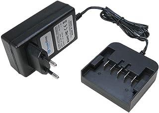 Trade-Shop Batteriladdare 14,4 V Li-Ion för Metabo BS 14,4 LT Quick 6,02107,50 BS 14,4 LTX Impuls 6.02143,50 BS 14,4