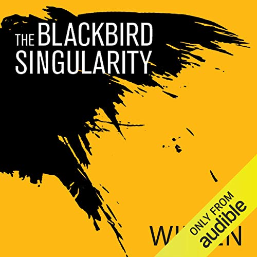 The Blackbird Singularity Titelbild