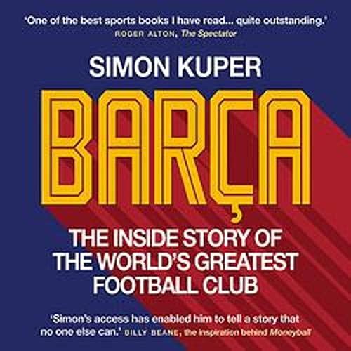 Barça cover art