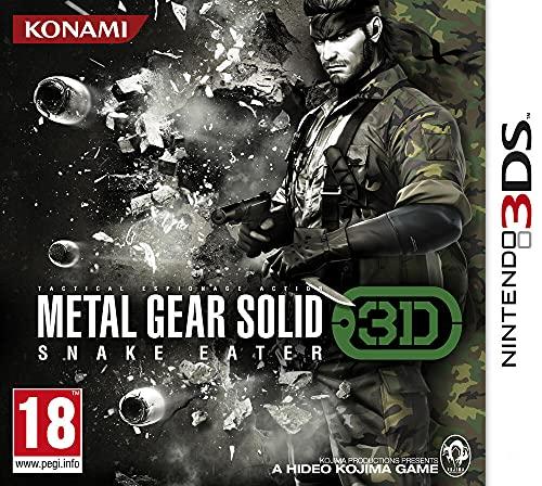 Metal Gear Solid : Snake Eater 3D [Importación francesa]