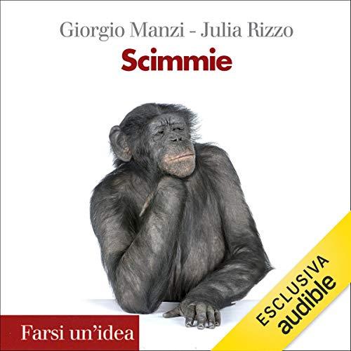 Scimmie copertina
