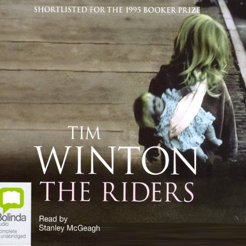 The Riders audiobook cover art