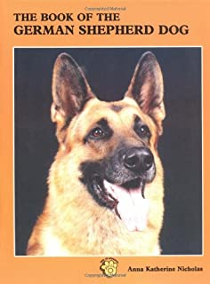 The Book of the German Shepherd Dog