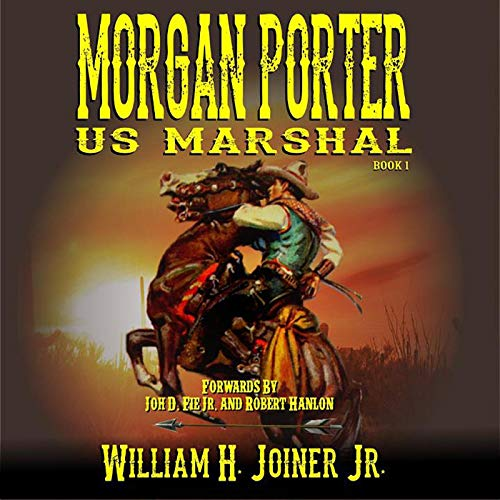 United States Marshal Morgan Porter audiobook cover art