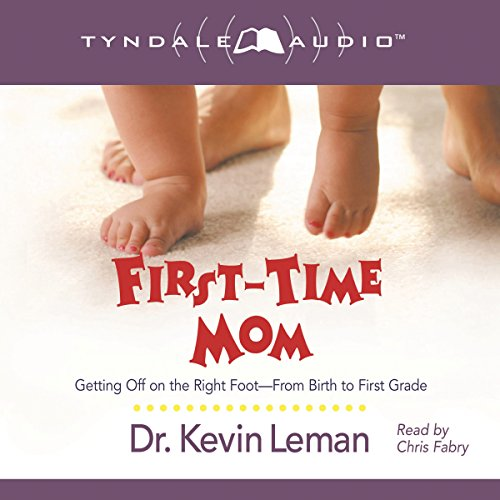 First-Time Mom audiobook cover art