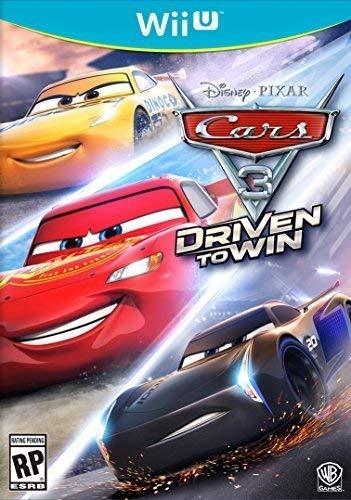 Cars 3: Driven to Win - Wii U (Renewed)