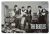 The Beatles Club ティンサイン ポスター ン サイン プレート ブリキ看板 ホーム バーために