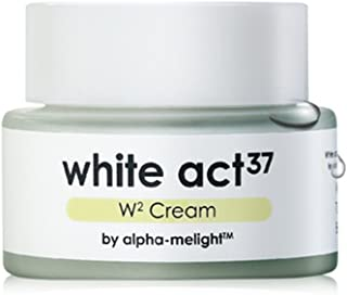 ORFE White Act37 W2 クリーム, すべての肌タイプ, 150 ml [並行輸入品]