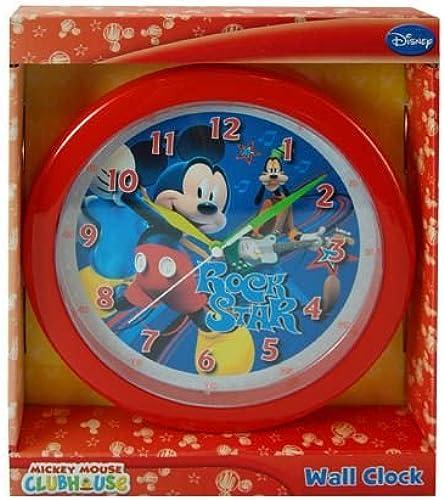 Disney Ds40037Enfants Sac à Dos, Rouge, 25,4cm