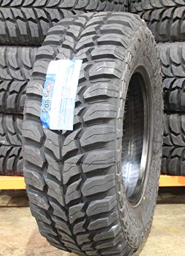 Road One Cavalry M/T Mud Tire RL1421 35 12.50 18, 35X12.50-18, F Load Rated