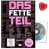 Das fette Teil - Songbook von Sven Kessler Verlag - Leadsheetsammlung von Oldies, Evergreens und...