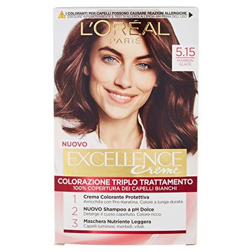 EXCELLANCE N.5,15 marron glace' - Colorants pour cheveux