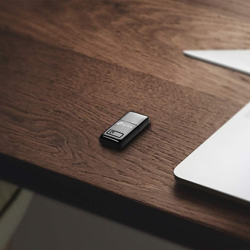 TP-Link TL-WN823N 300Mbps Mini Wireless N USB Adaptor (Black)
