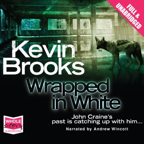 Wrapped in White audiobook cover art