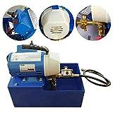 BoTaiDaHong Electric Pressure Hydraulic Piston Test Pump Testing Pump AC110V 60Hz DSY-25 Electric Pressure Test Pump Hydraulic Piston 2.5Mpa 3.0L/M 1440r/min