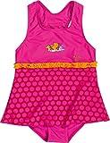 Playshoes Mädchen UV-Schutz Badeanzug mit Rock DI