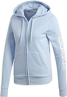 Women's Essentials Linear Full Zip Fleece Hoodie