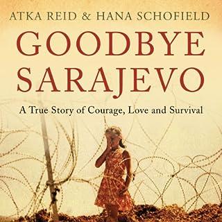 Goodbye Sarajevo audiobook cover art