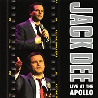 Jack Dee     Live at the Apollo              By:                                                                                                                                 Jack Dee                               Narrated by:                                                                                                                                 Jack Dee                      Length: 1 hr and 11 mins     23 ratings     Overall 4.4