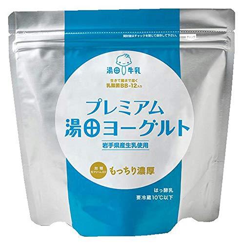 プレミアム湯田ヨーグルト 加糖 800g