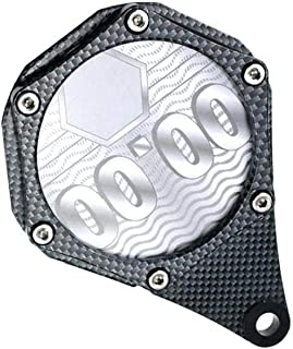 teng hong hui Aluminum Waterproof Scooters Tax Disc Plate motorcycle tax disc Bikes Mopeds Motorcycle Motorbike Tax Disc Plate Holder