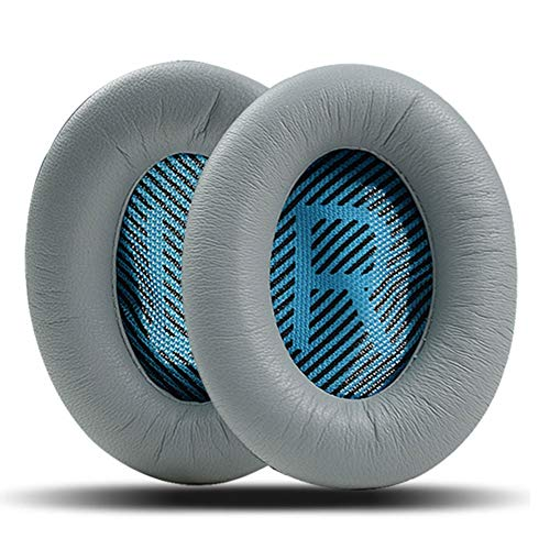 Almohadillas de repuesto para auriculares profesionales compatibles con Bose QuietComfort 35 (QC35)...