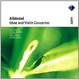 Oboe And Violin Concertos (Concerti Per Oboe E Violino)