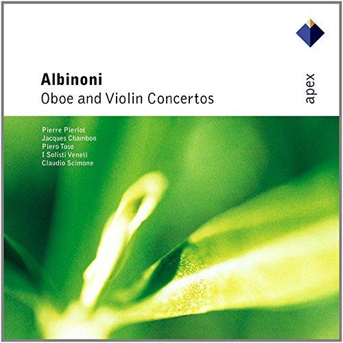 6 Conciertos Oboe (Scimone)