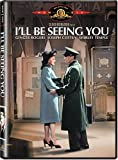 Ill Be Seeing You (DVD, 2004, Ginger Rogers/Shirley Temple) - NEW