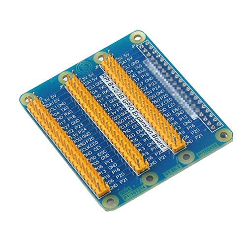 STOBOK - Juego de tarjetas de extensión adaptador Utilitario profesional para Raspberry pi 3, 2b +