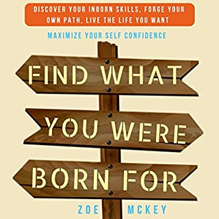 Find What You Were Born For audiobook cover art