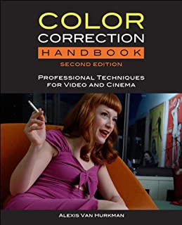 Color Correction Handbook: Professional Techniques for Video and Cinema (Digital Video & Audio Editing Courses) (English Edition)