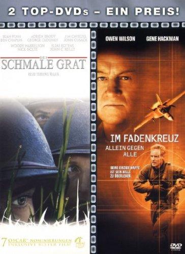 Im Fadenkreuz/Der schmale Grat [2 DVDs]