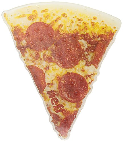 Neff Anti-Rutsch Pad für Snowboard Pizza Mehrfarbig one Size