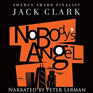 Nobody's Angel audiobook cover art
