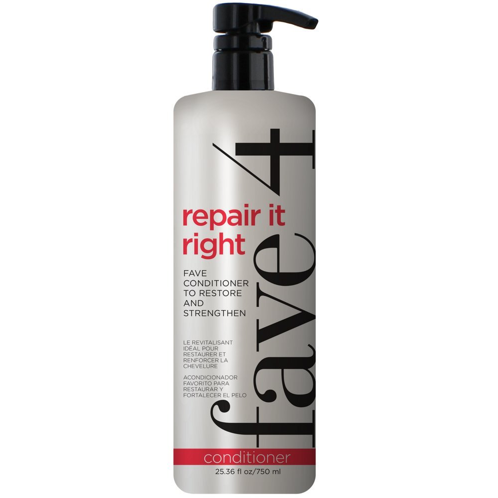fave4 hair Repair It Right Strengthen Conditioner Heat Damaged Recommendation Max 52% OFF