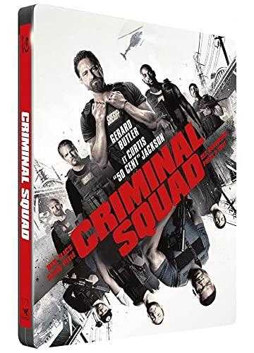 Criminal Squad [Édition 2 Blu-Ray-Boîtier SteelBook]